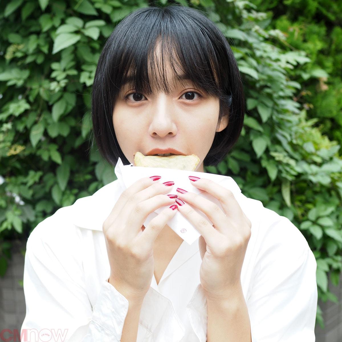 注目の若手モデル・女優、山之内すずちゃん CMNOW撮り下ろし先行公開 ...