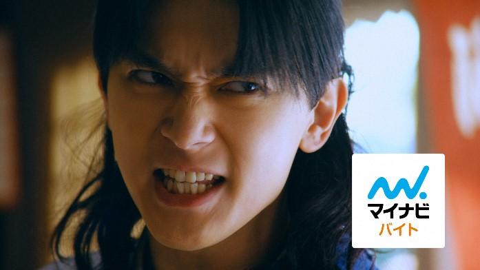 吉沢亮、熱のこもった演技を披露 監督「吉沢さん、テンション高過ぎです」