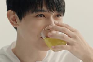吉沢亮「キリン 生茶」新CMキャラクターに就任