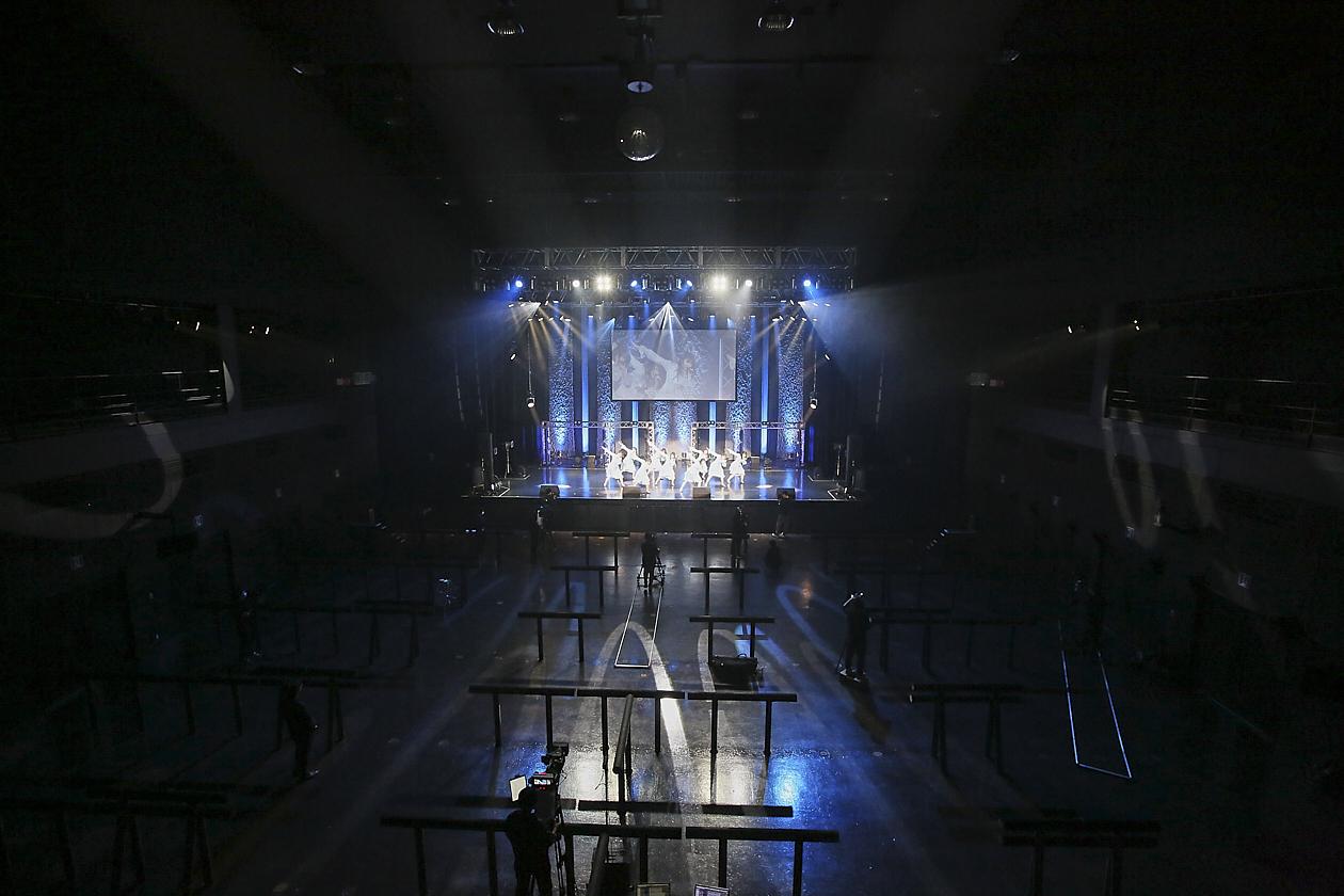 「お客さんが0人!」 22/7(ナナブンノニジュウニ)が無観客ライブを生配信!