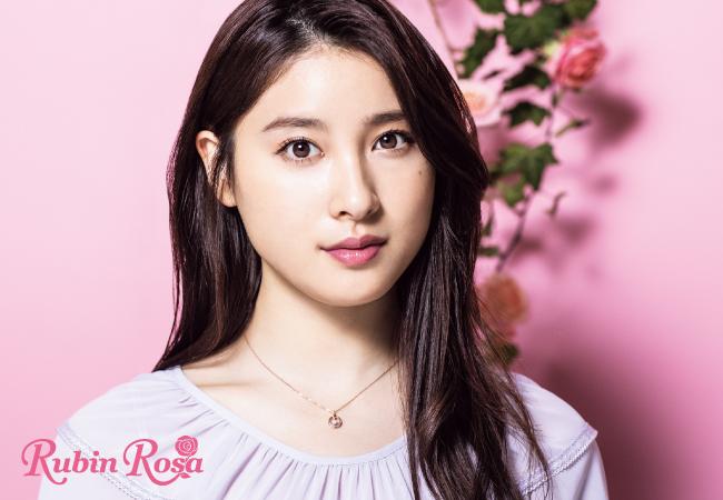 土屋太鳳「Rubin Rosa」新広告ビジュアル公開 オトナの表情で魅せる