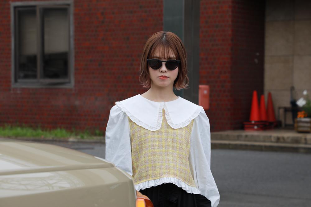 「AKB48チーム8のKANTO白書 バッチこーい!」  髙橋彩音ちゃん 番外編INTERVIEW